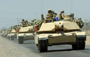 US 800 Tanks to Europe