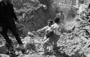 Earthquakes in Iran Kills Over 300 and Injures Thousands (August 2012